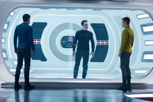 Úr Star Trek: Into Darkness