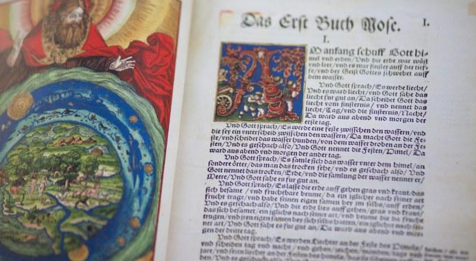 1. Mósebók í Biblíu Lúthers