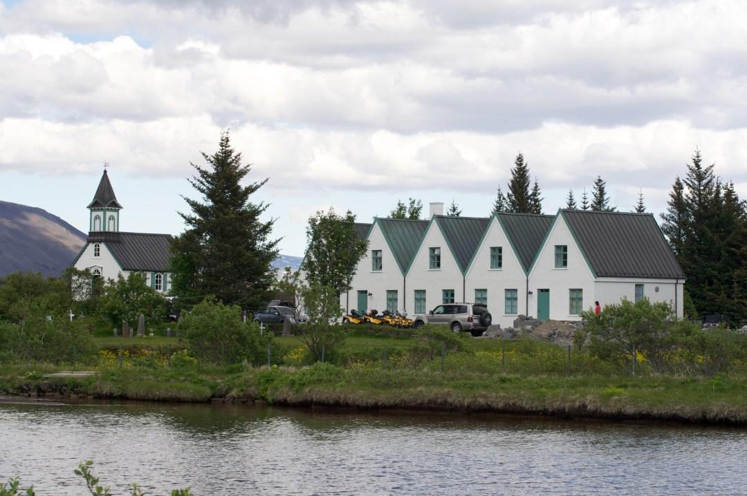 Kirkjujörðin Þingvellir
