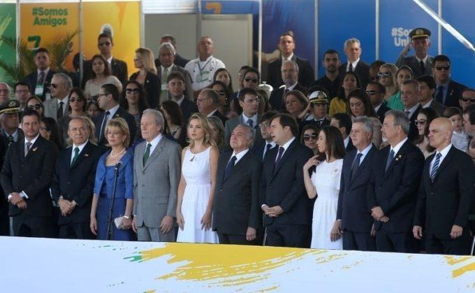 O medíocre governo golpista de Temer, cairá por outro golpe?