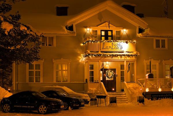 Lapland Lodge - Arvidsjaur, Schweden