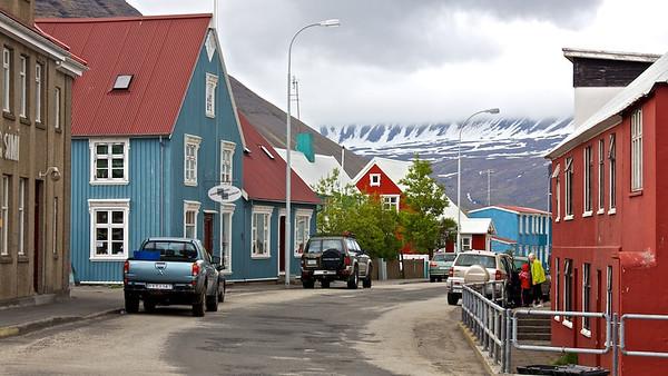 Isafjördur, Westfjorde - Island