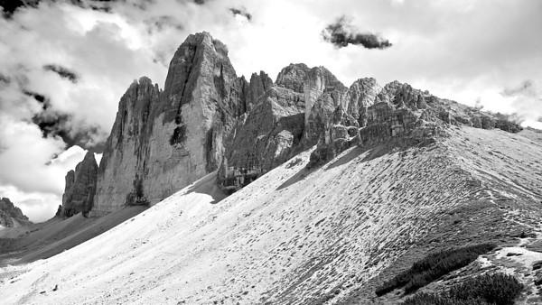 Drei Zinnen - Dolomiten, Südtirol, Italien  Tre Cime di Lavaredo
