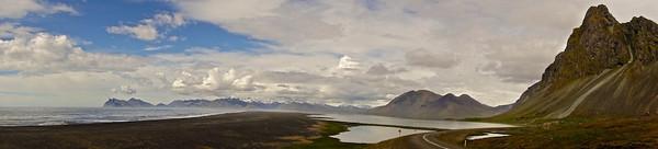 Lönsfjördur, Ostfjorde - Island