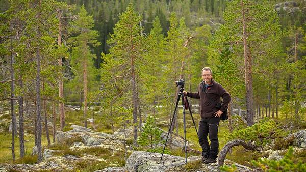 Arno Helfer, Schweden