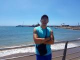 <h5>Ismael 'El Torito' Martinez 16. Juli 2016</h5><p>(Ismael Martinez @ Facebook)</p>