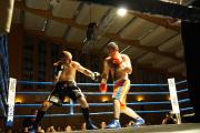 <h5>Levan Ulikhaniani (Georgien) vs Ismael «EL TORITO» Martinez (Arnold Boxfit) vom 25.08.2018</h5><p>Profi Boxkampf im Super Welterweight über 4 Runden à 3 Minuten anlässlich der NACHT DER LOKALMATADOREN vom 25.08.2018 in der KuSpo Pratteln (C) Alex Bernay</p>