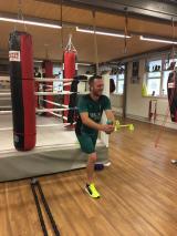 <h5>Boxfit Training vom 21.07.2017</h5><p>Auch während den Sommerferien kann bei Arnold Boxfit regelmässig trainiert werden.</p>