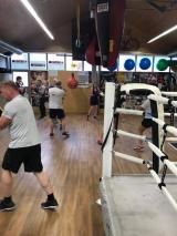 <h5>Boxfit macht fit und gibt dir ein gesundes Leben</h5><p>Mittagstraining: jeden Montag, Mittwoch & Freitag von 12:00-13:00 Uhr</p>