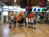 <h5>Kinder Training @ Arnold Boxfit 4133 (02.05.2018)</h5><p>																	</p>