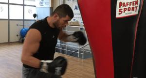 Wettkampf-Vorbereitung bei Arnold Boxfit 4133 Pratteln