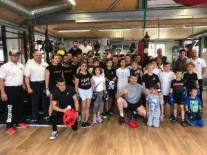 Erfolgreicher Light-Contact Boxing Saisonstart in Pratteln!