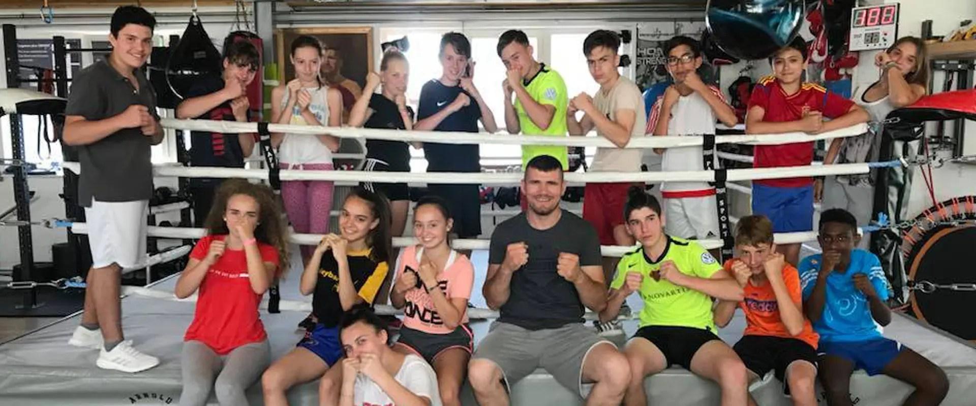 Permalink to: Fitnesstraining für Jugendliche & Lehrlinge (13-18 Jahre)