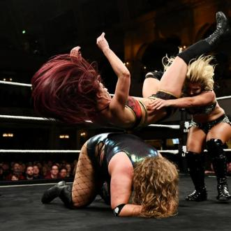 Women of the WWE – January 12-18