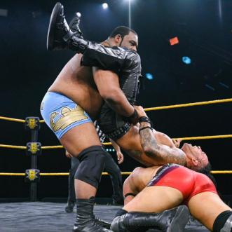 NXT Review – 01/04/2020
