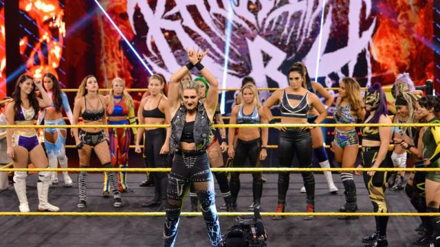 The Battle Royal Competitiors
