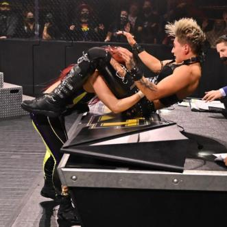 NXT Review – 18/11/2020