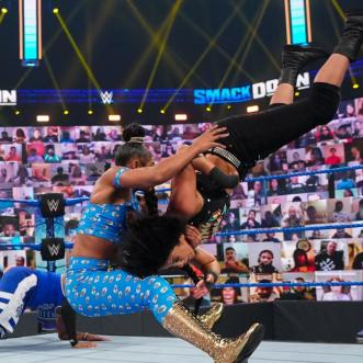 Women of the WWE – April 25-May 01