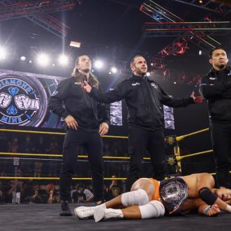 NXT Review – 22/06/21