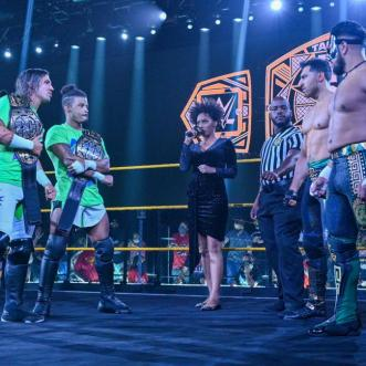 NXT Review 01/06/2021