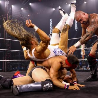 NXT TakeOver: In Your House – Review (13/06/2021)