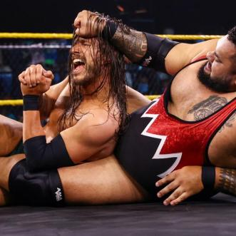 NXT Review – 27/07/21