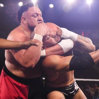 NXT TakeOver 36 REVIEW