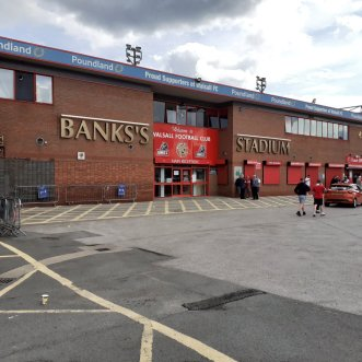 Adventures in Football #25: TheBescot(Walsall FC)