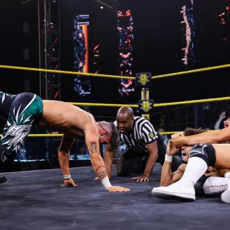 NXT Review – 07/09/2021