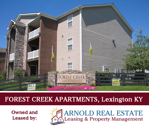 Apartments For Rent In Richmond Ky: Forest Creek Apartments Lexington KY