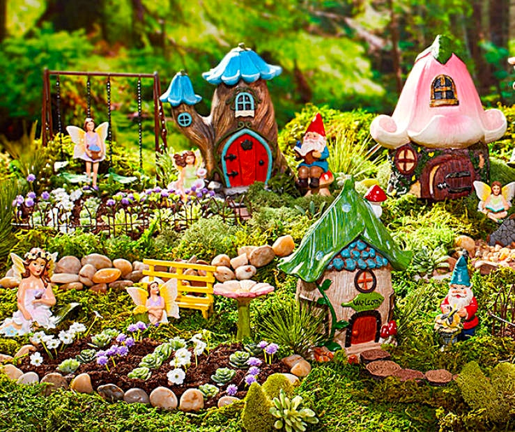 Edible Landscaping And Fairy Gardens: Arnold Zwicky's Blog