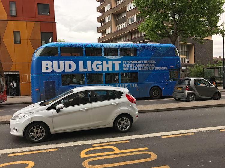 Michelada Bud Light