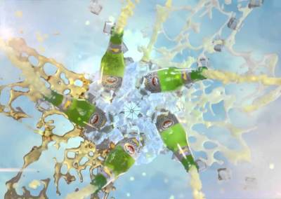 Voiceover Amstel Radler: 'Refreshingly Curious'