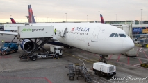 Delta Airlines Airbus A330 N810NW