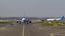 China Southern & Garuda Airbus A330