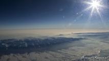 Zon boven Roemenië