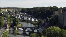 Uitzicht over Runkel