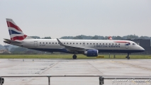 British Airways Embraer 190 (G-LCYP)