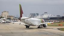 TAP Embraer 190 (CS-TPP)