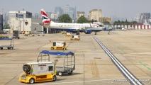British Airways Embraer 190 (G-LCYR)