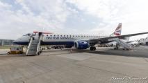 British Airways Embraer 190 (G-LCYP)