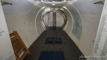 Rear Cargo hold - British Airways Concorde (G-BBDG)