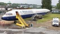 British Airways VC-10 (G-ARVM)