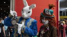 Comic Con - Alice in Wonderland