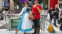 Comic Con - Beauty and the Beast (Gaston)