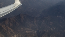 Landing in Kathmandu