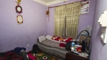 Slaapkamer van Sajen