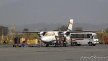 Goma Air Let L-410 UVP-E20 Turbolet