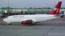Peruvian Airlines Boeing 737-200 (OB-1851-P)