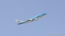 KLM Boeing 747-400 (PH-BFB)